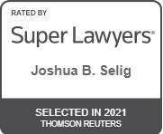 Joshua B. Selig Super Lawyers 2021